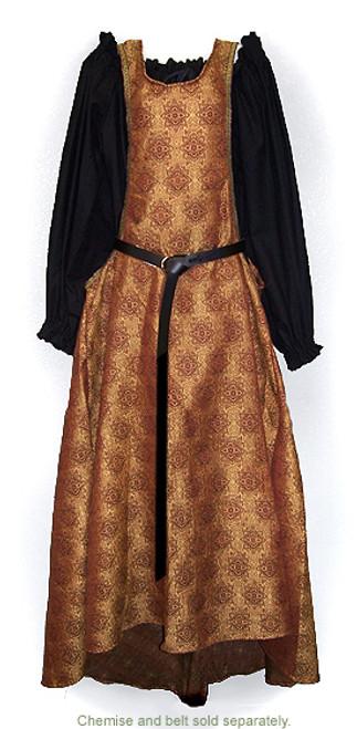 Brocade Noble Lady Surcote