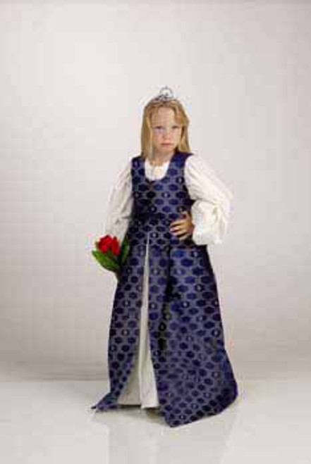 Brocade Girl's Irish Dress See Brocade page for examples of the currently available fabrics.