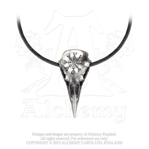 Helm of Awe Pendant