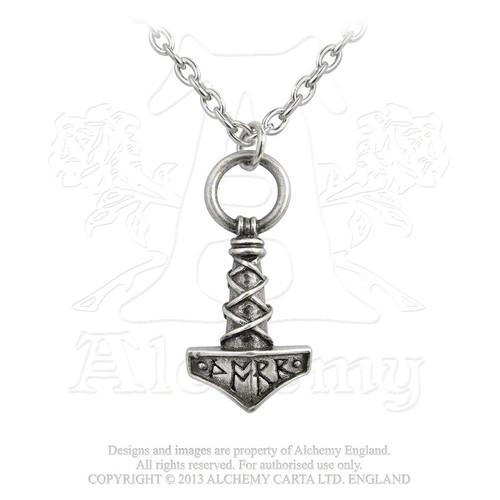 Thor's Hammer Amulet Pendant