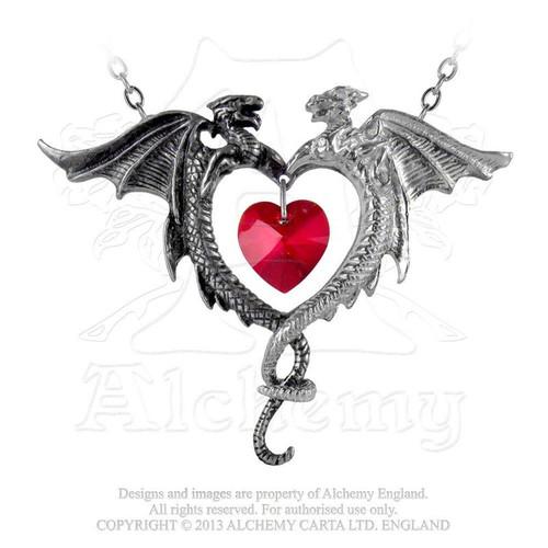 Coeur Sauvage Pendant