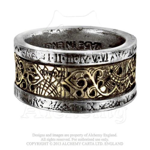 Dr. Von Rosenstein's Induction Principle Ring