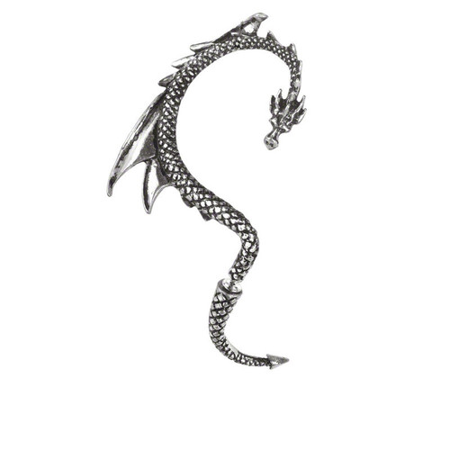 The Dragon's Lure Ear Wrap