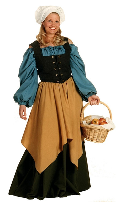 Lady's Peasant Ensemble