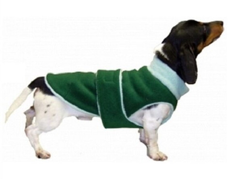 Double Fleece Dog Coat