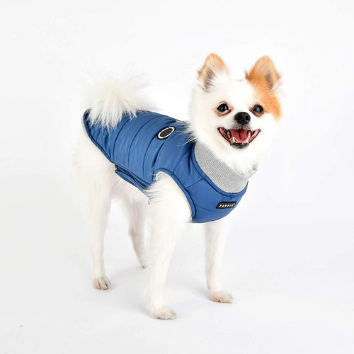 Waterproof Dog Puffer Jacket