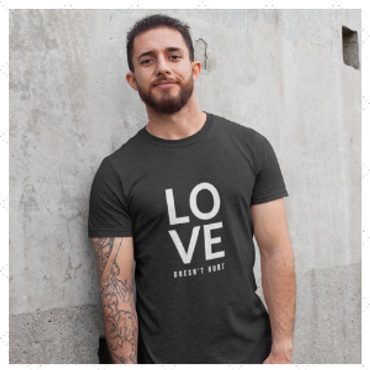 Love Doesn't Hurt Tshirt (LDH-M2)