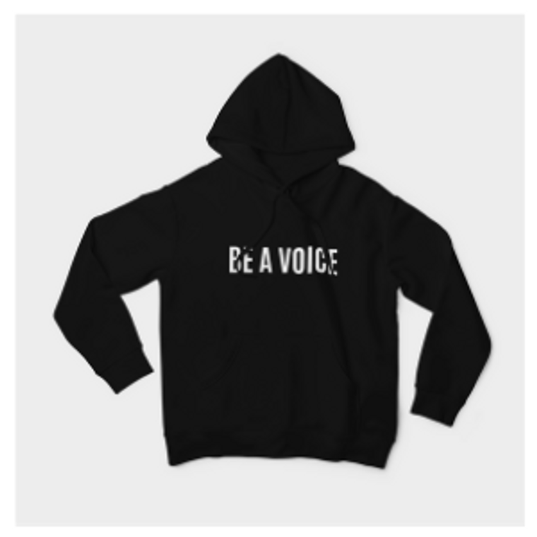 Hoodie - Be A Voice BE-3