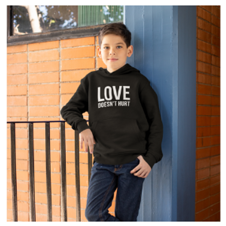 Hoodies For Children - LDH