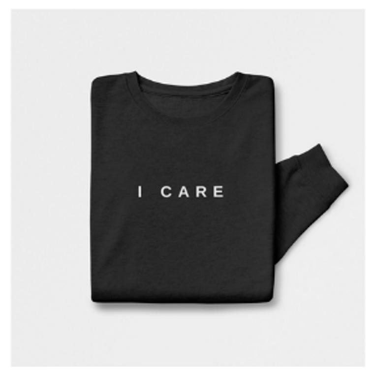 Sweatshirt - I CARE - NE4