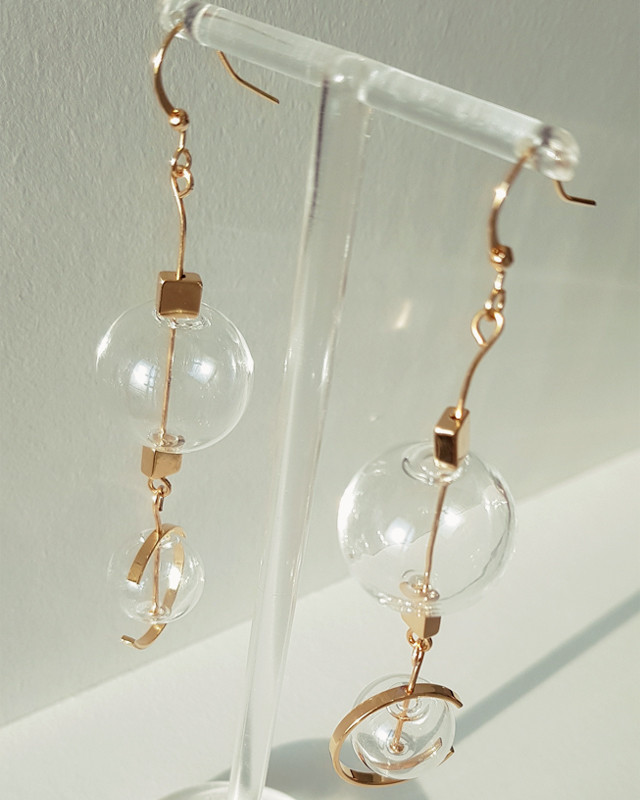Elegant Bubble Drops from kellinsilver.com