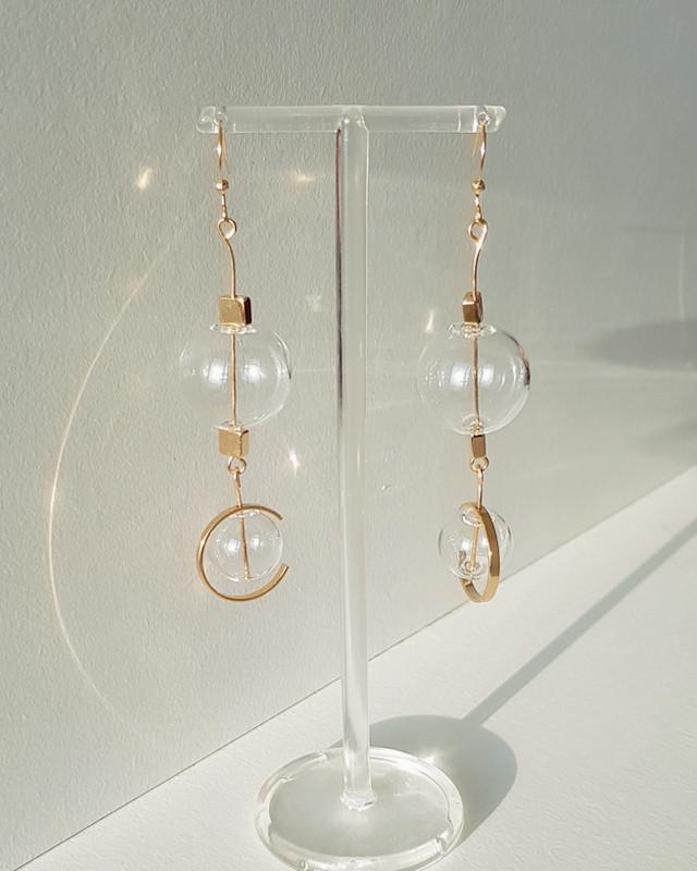Elegant Bubble Drops from kellinsilver.com