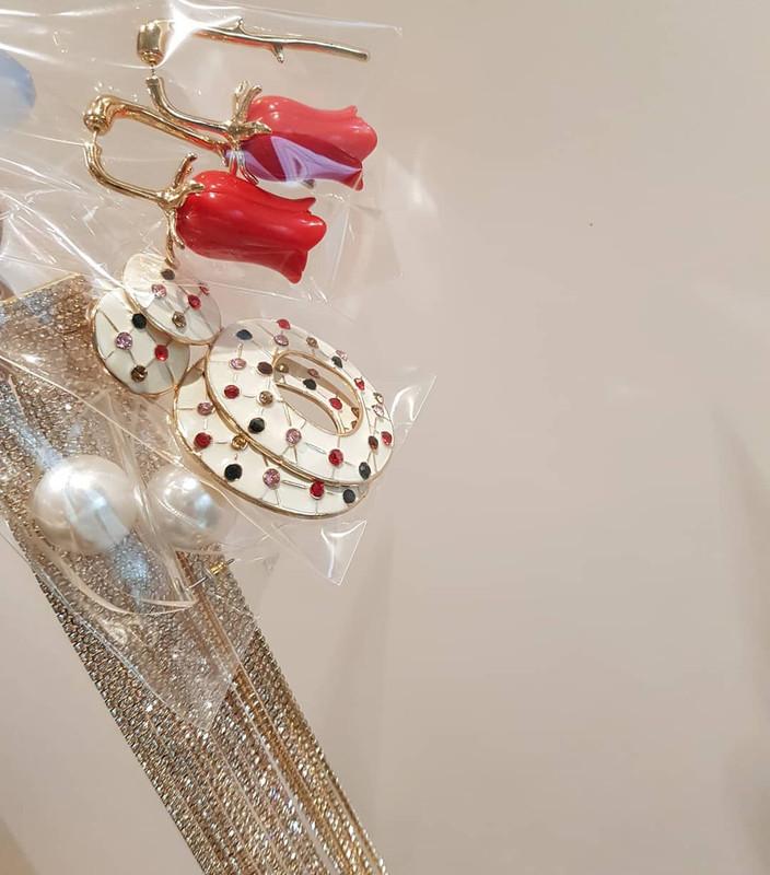 Cici Pearl Earrings on kellinsilver.com