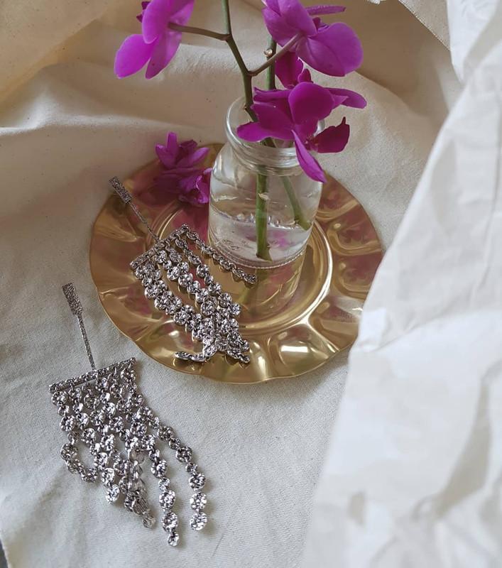 Antique Mobile Earrings on kellinsilver.com