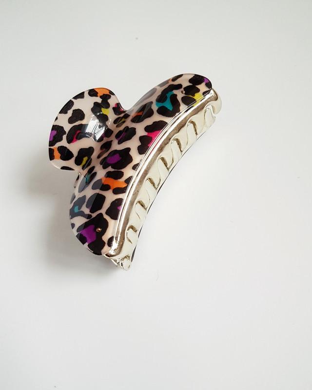 Misty Leopard Hair Claw on kellinsilver.com