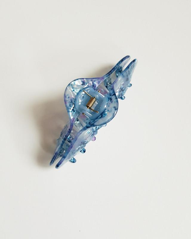 Austin Blue Hair Claw on kellinsilver.com