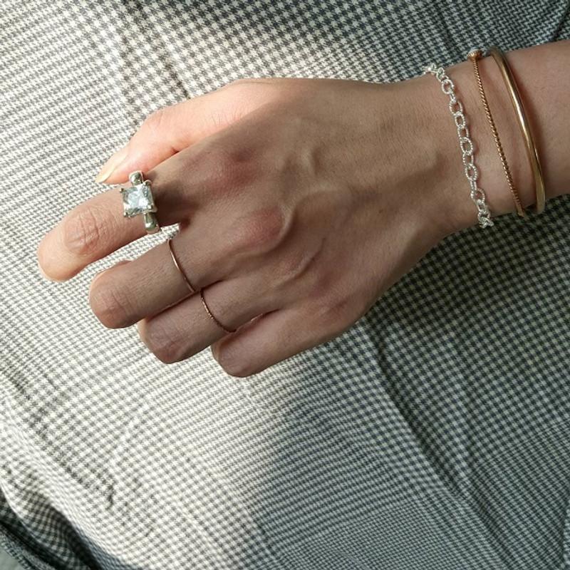 Milgrain Rolo Chain Bracelet Sterling Silver from kellinsilver.com
