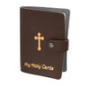 Holy Card Case -Brown