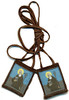 Saint Benedict Traditional Brown Scapular
