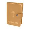 Holy Card Case -Tan