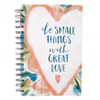 Do Small Things with Great Love Grid Dot Journal
