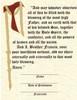 Vintage Franciscan Profession Certificate