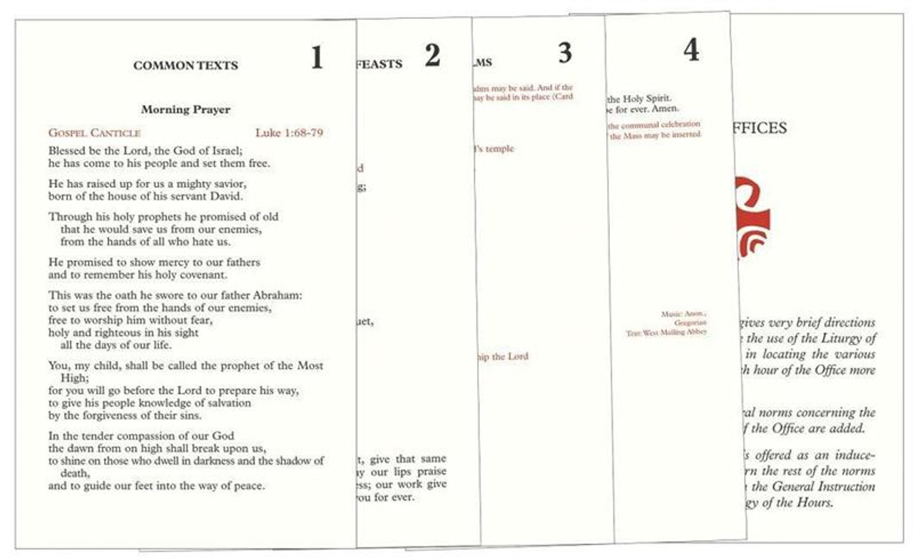 picture relating to Printable Liturgy of the Hours Guide identify Determine of each individual Hour Liturgy Of the Several hours Inserts