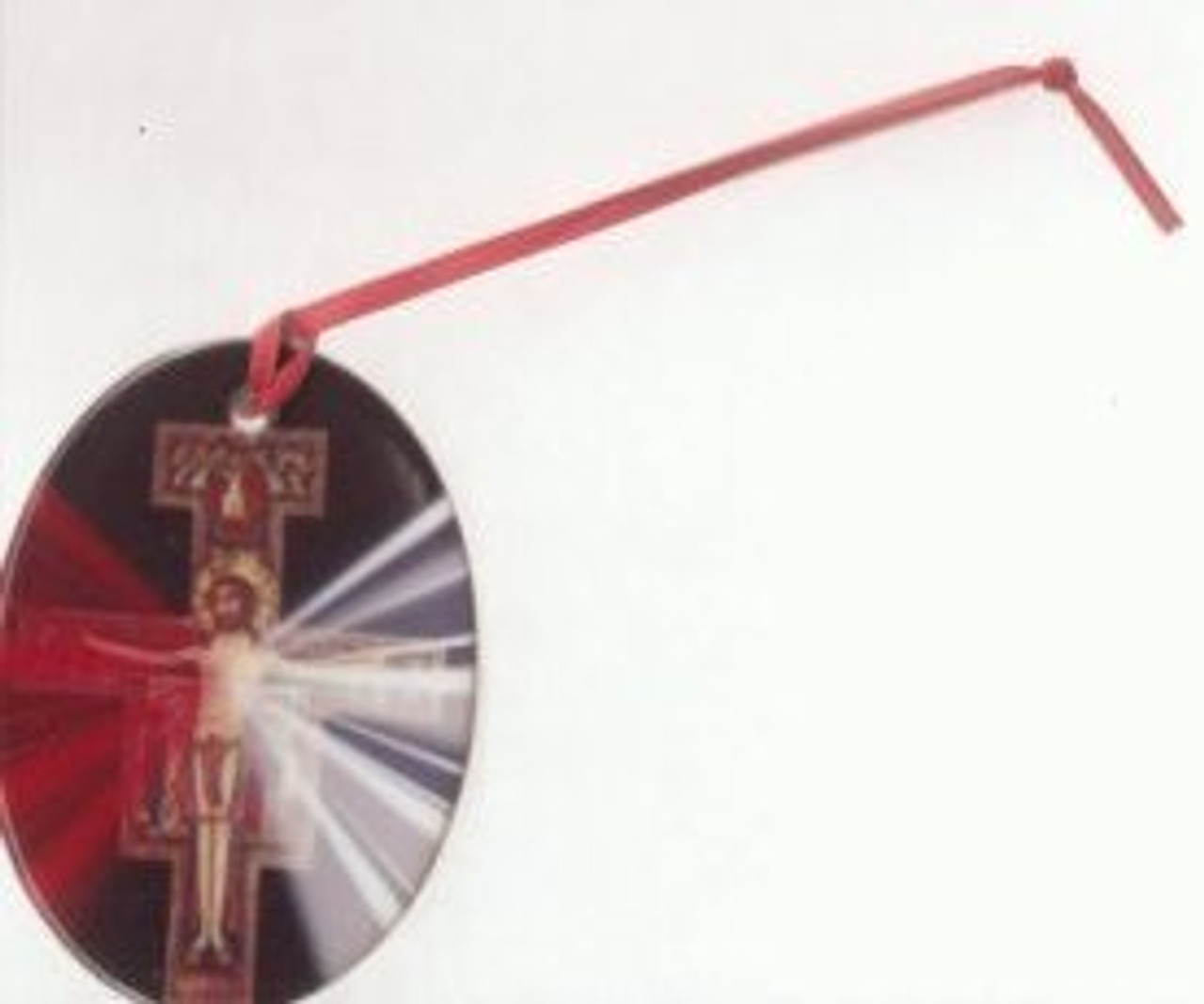 Divine Mercy Ornament