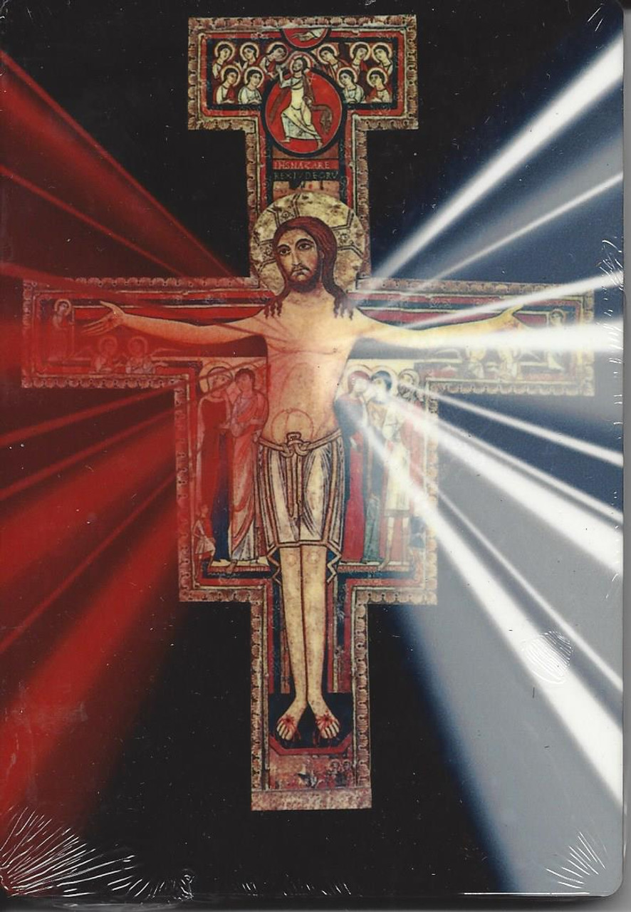 San Damiano Divine Mercy Stand Up Picture