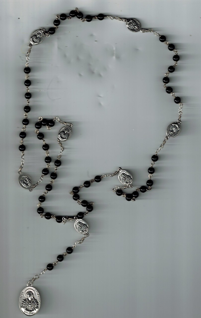 Chaplet of the Seven Sorrows of the Blessed Virgin Mother Mary