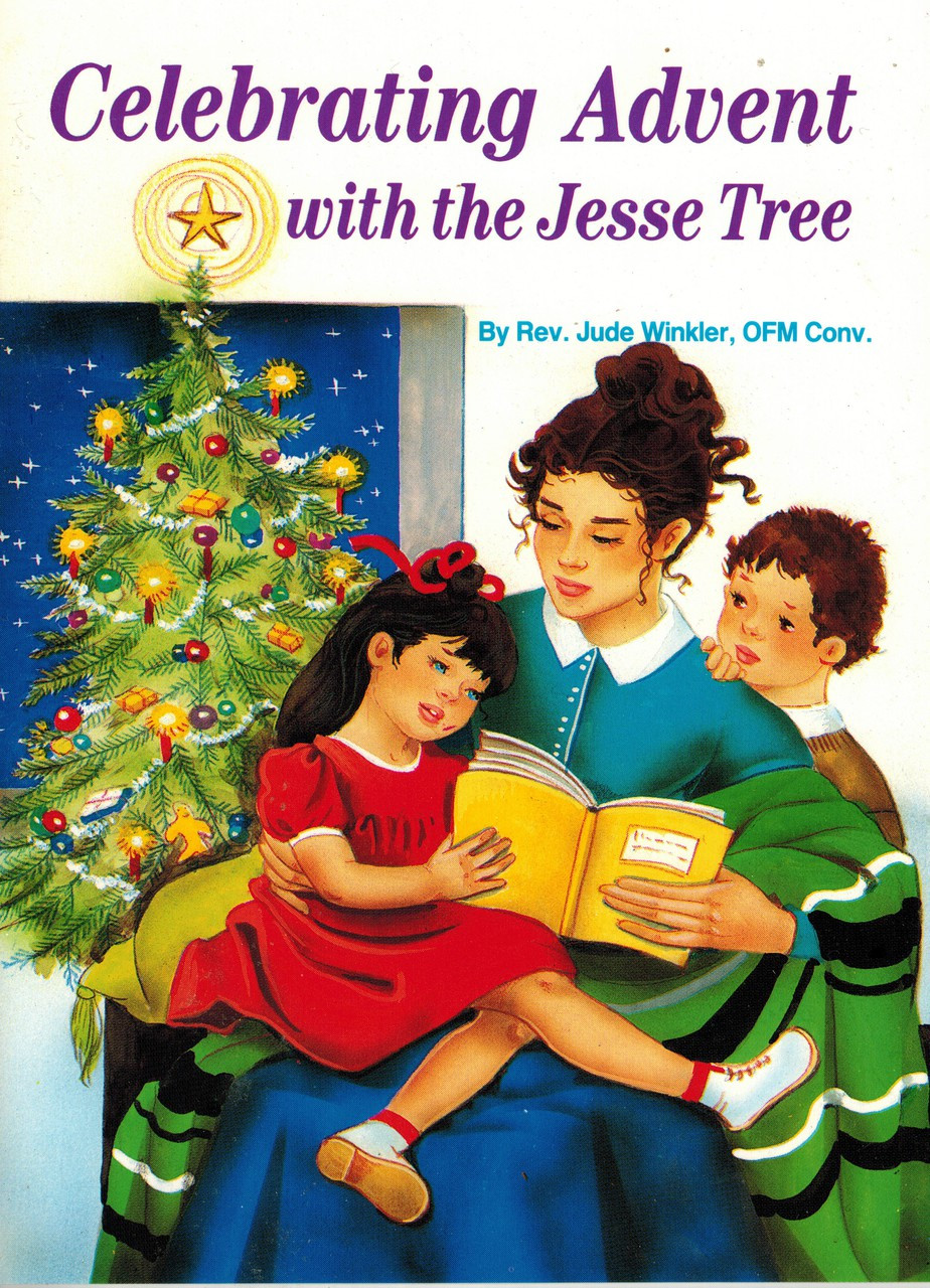 Celebrating Advent with the Jesse Tree, Children's Book