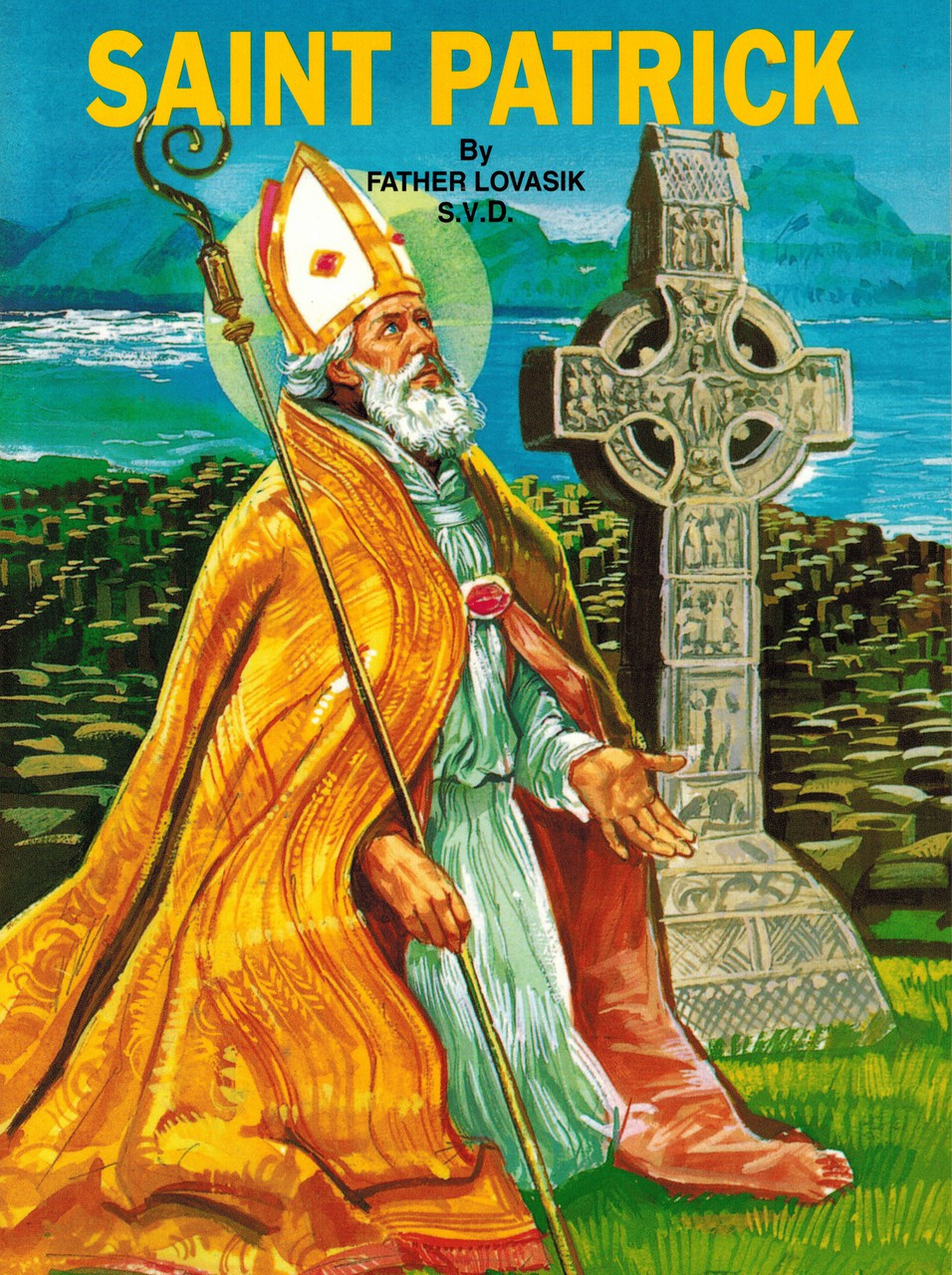 Saint Patrick Children's Book