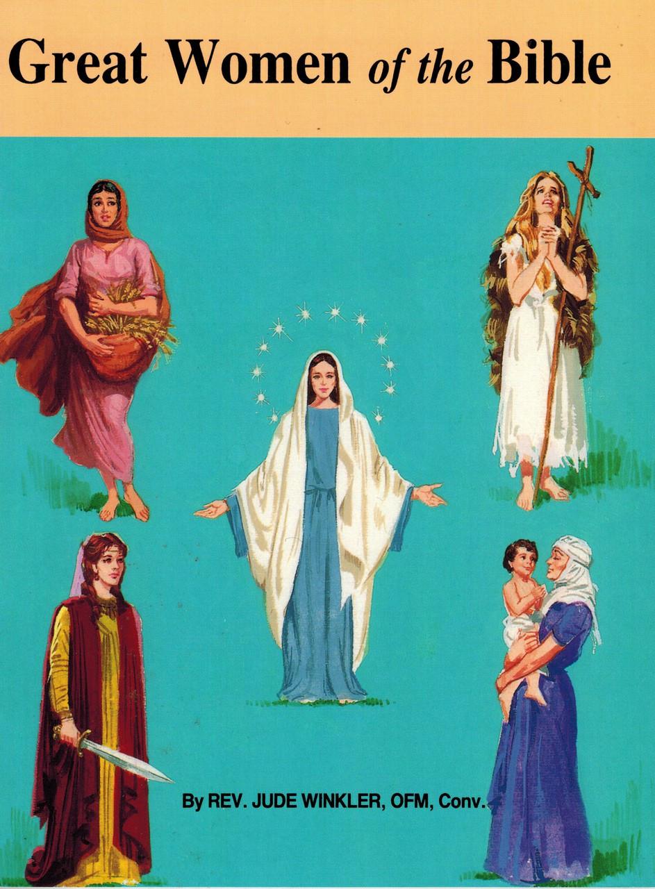 Great Women of the Bible Children's Book