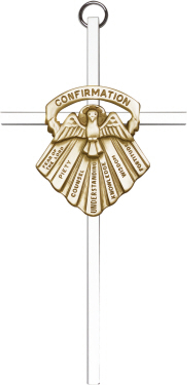 Bliss Confirmation Seven Gifts Cross