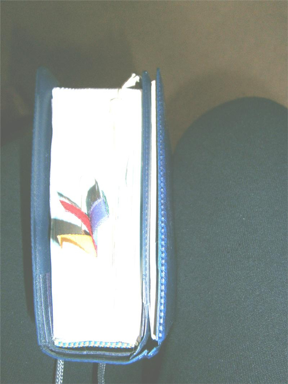 Roman Franciscan Breviary Cover for Christian Prayer, Liturgy of the Hours. Has pocket for Franciscan or Other Order Supplement