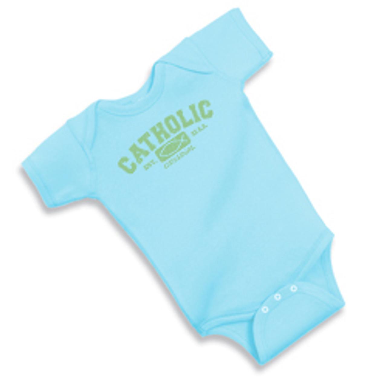Catholic Original Baby Onesie