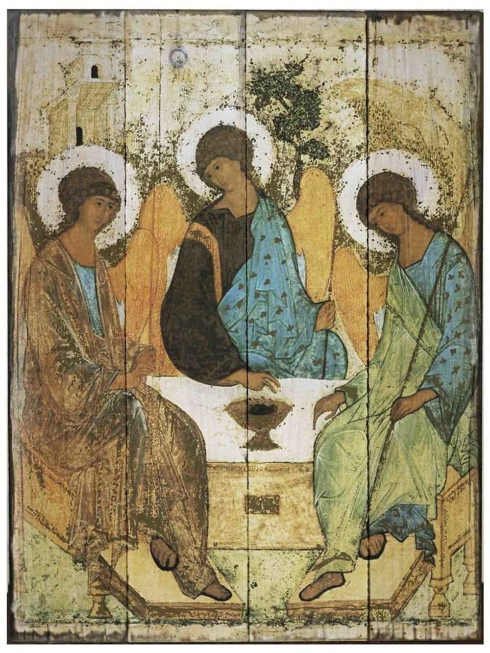 Holy Trinity Modern Art