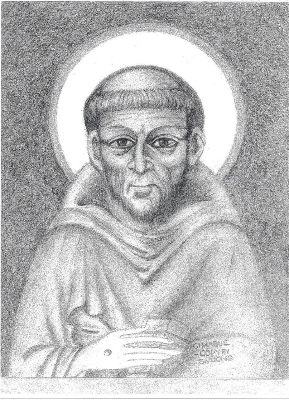 St. Francis Of Assisi Print