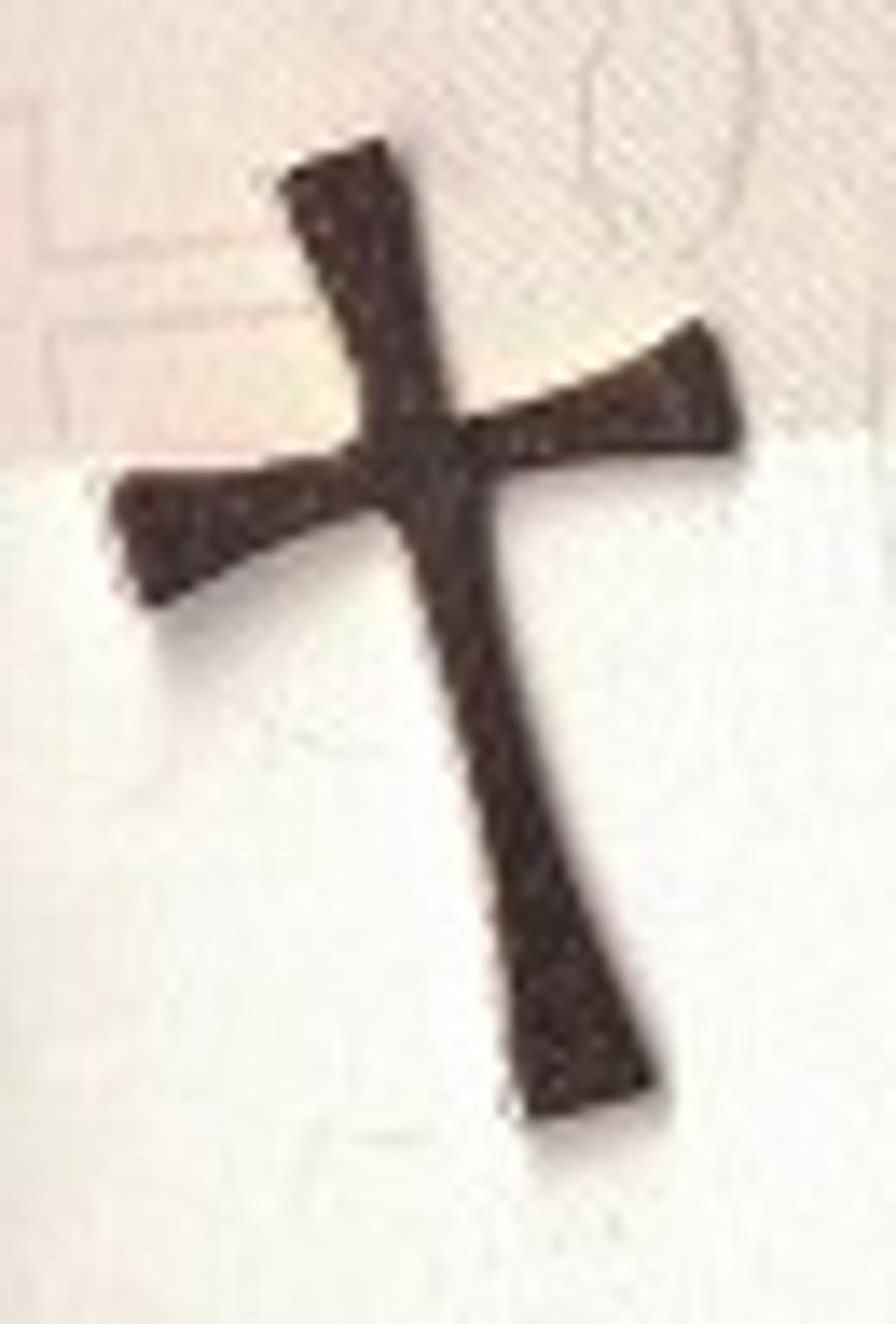 Thin Cross Lapel Pin