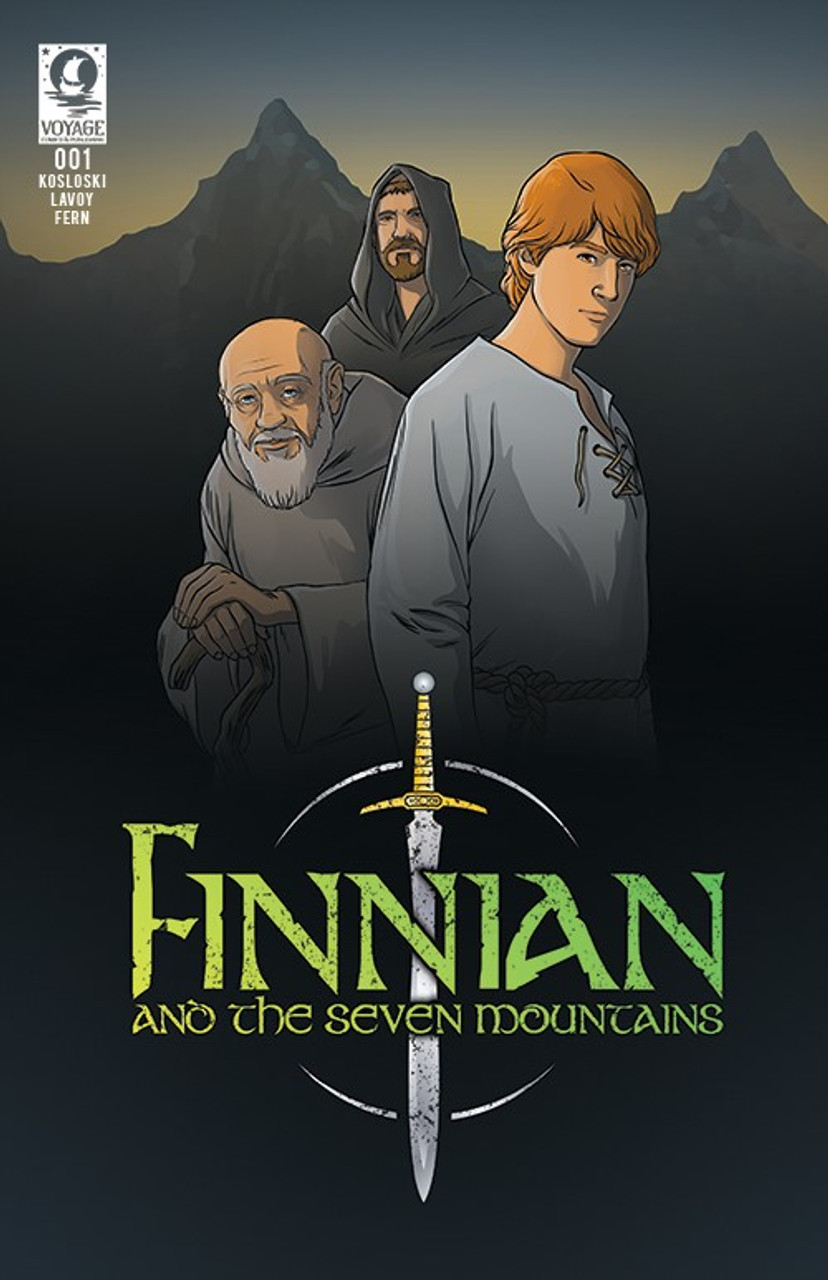 Finnian and the Seven Mountains Comic Book 1
