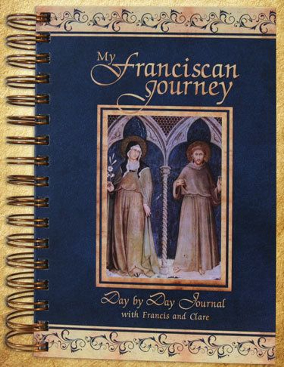 My Franciscan Journey, Day by Day Journal with Francis and Clare of Assisi