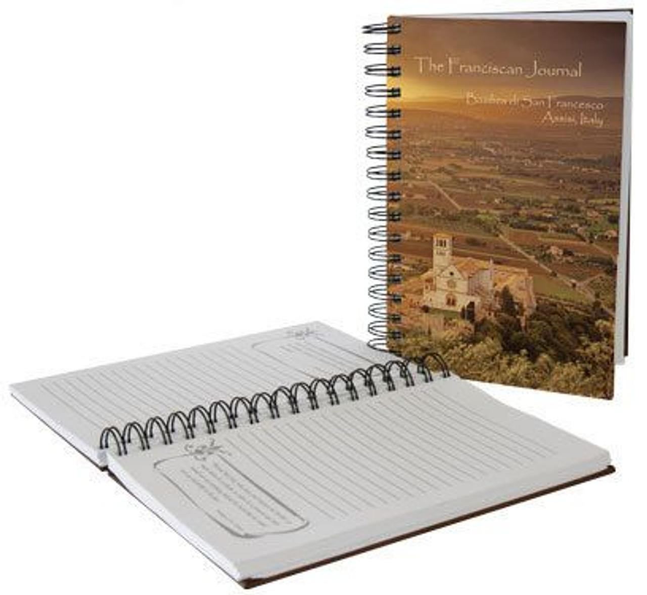 The Franciscan Journal, Basilca di San Francisco-Assisi, Italy