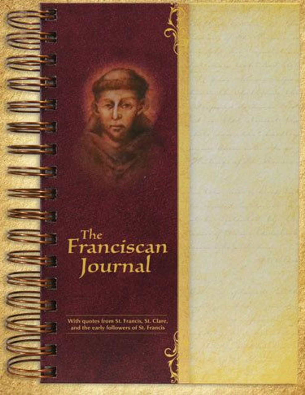 The Franciscan Journal, St. Francis