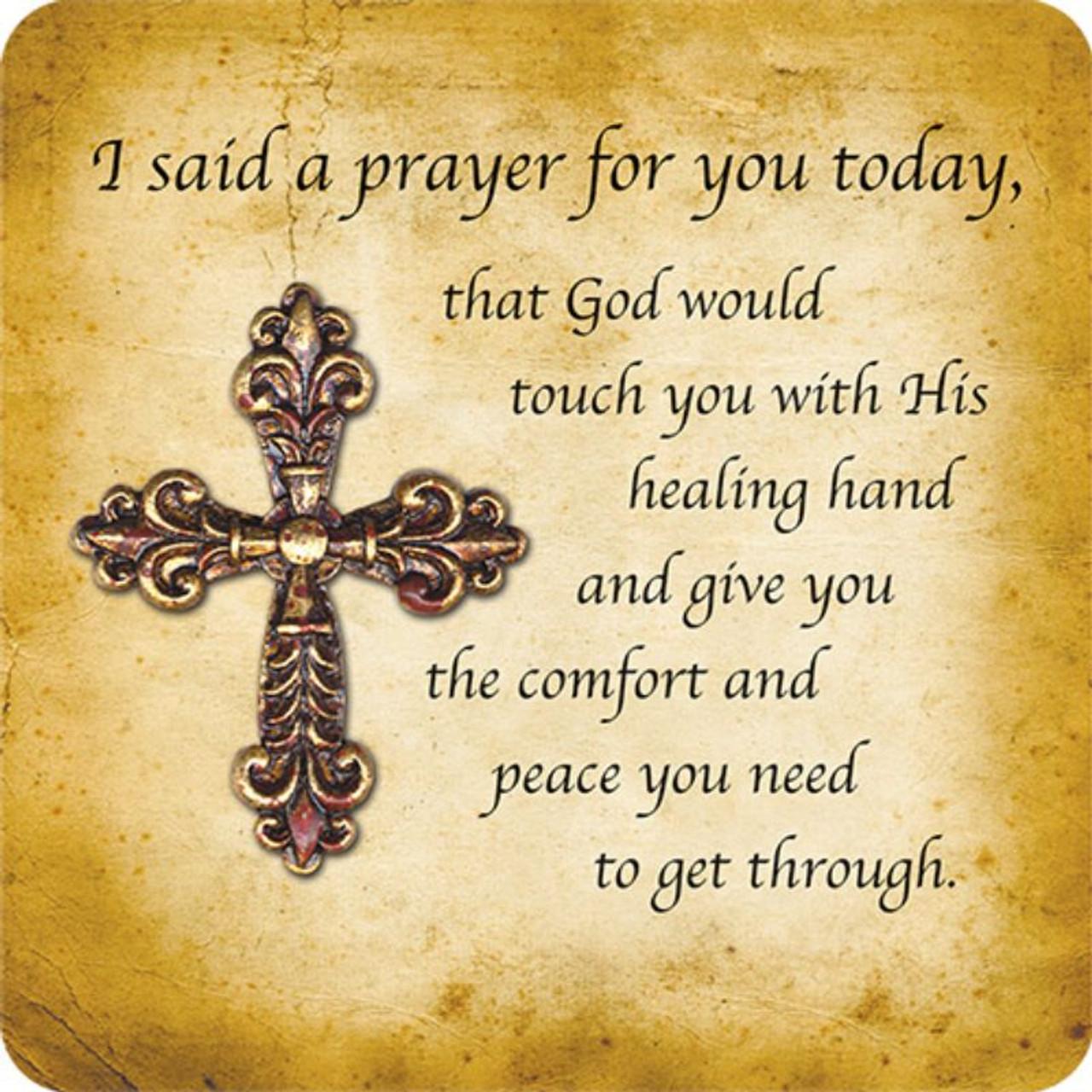 Large healing magnet prayer