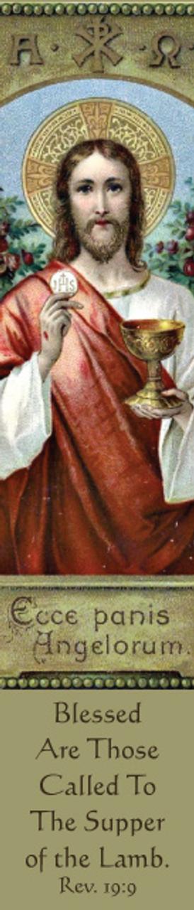 Anima Christi Book Mark Prayer