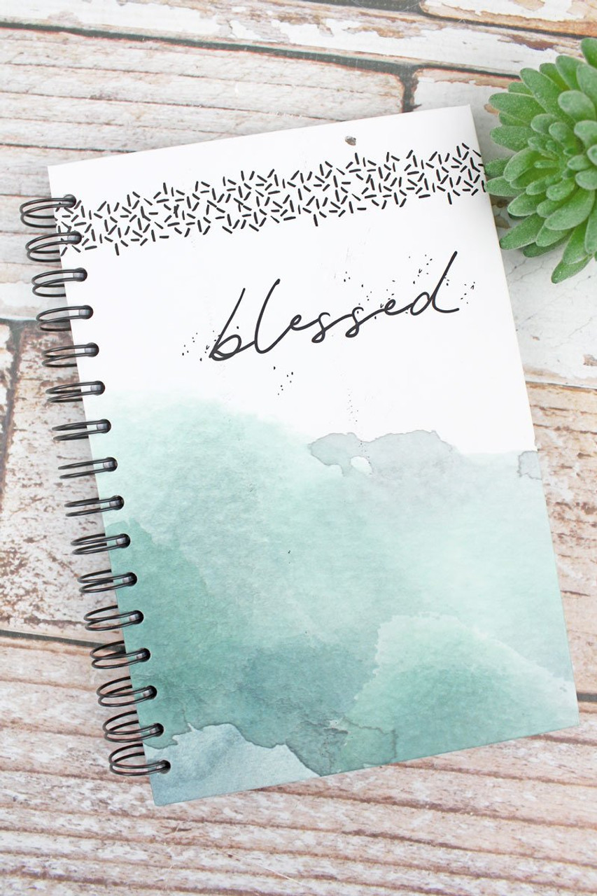 Blessed  Grid Dot Journal