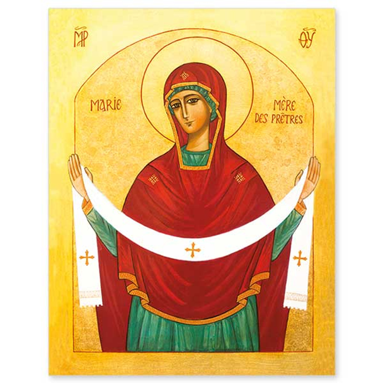 Mary, Mother of Priests Icon