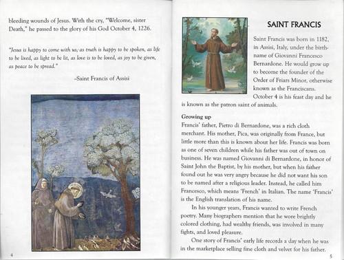 Saint Francis Patron Saints Of The Church