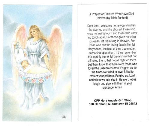 buy Prolife Prayer Cards, prayers end abortion