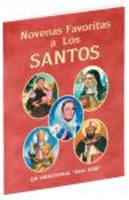 Novenas Favoritas A Los Santos